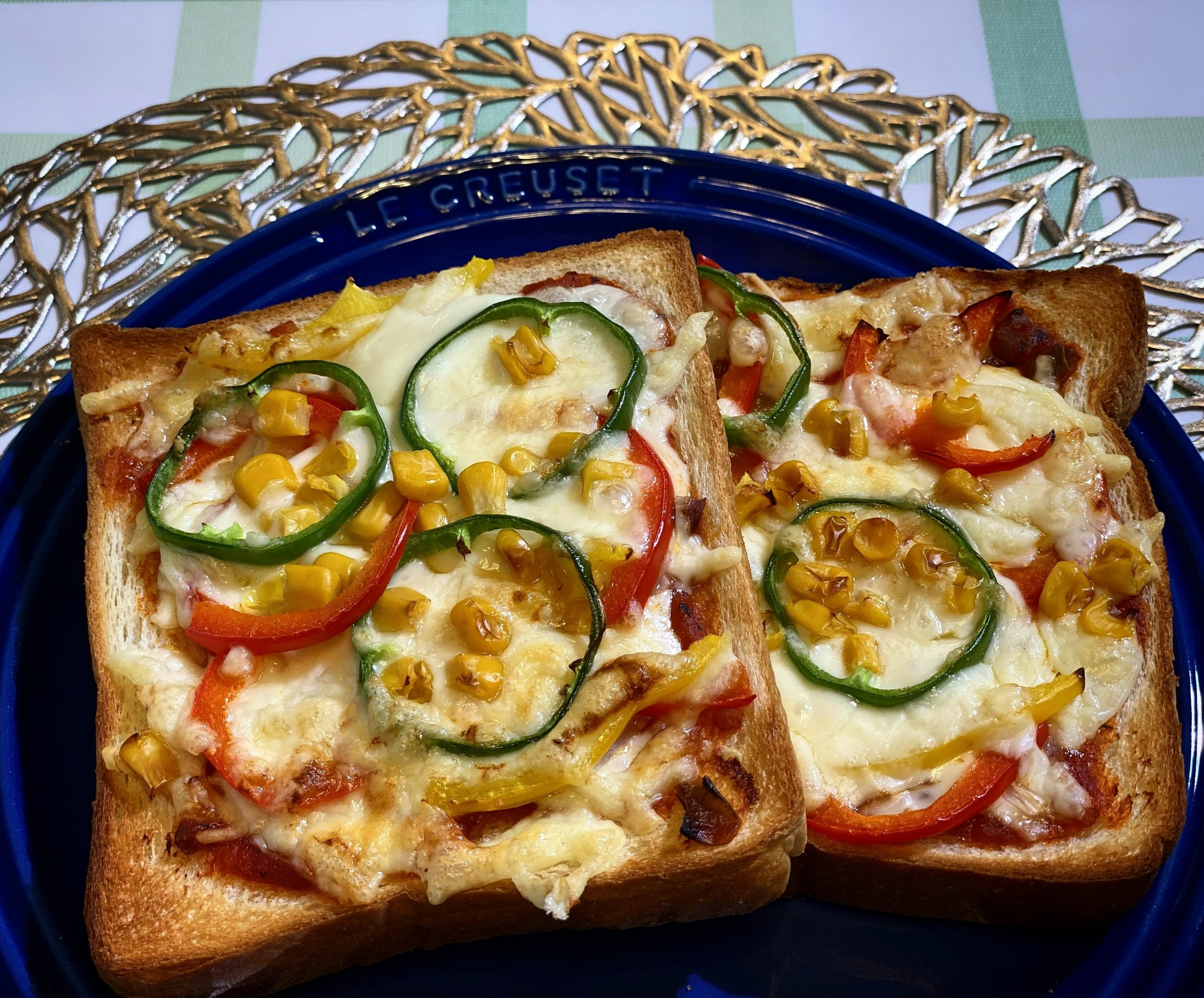 Olive家の簡単レシピ | 簡単で美味しい!ピザトースト
