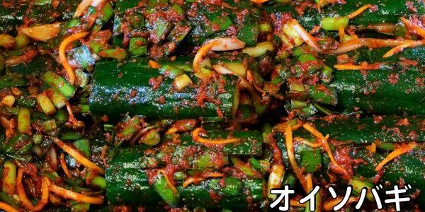 きゅうりキムチ 作り方 | 超簡単おいしいレシピ | オイソバギ / オイキムチ / オイソベギ | Olive家の簡単レシピ