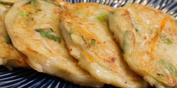 もやしチヂミ 作り方 | コスパ抜群でおいしい!ご飯も、お酒も進む | Olive家の簡単レシピ